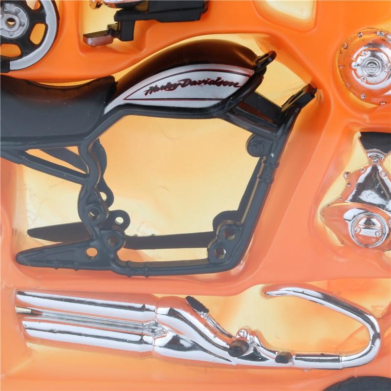 мотоцикл из металла, копия Harley Davidson