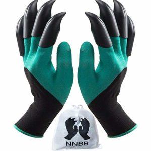 перчатки для работы в саде