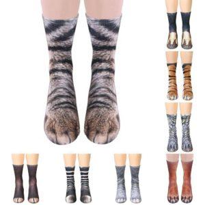Женские носки Лапа Кошки
