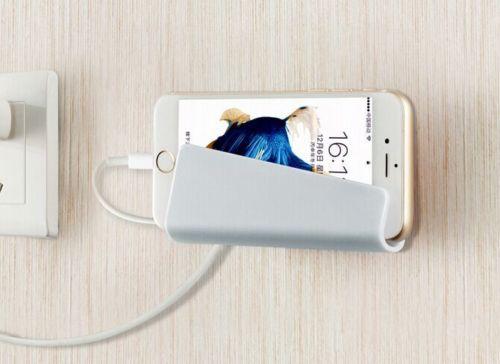 держатель настенный для зарядки телефона