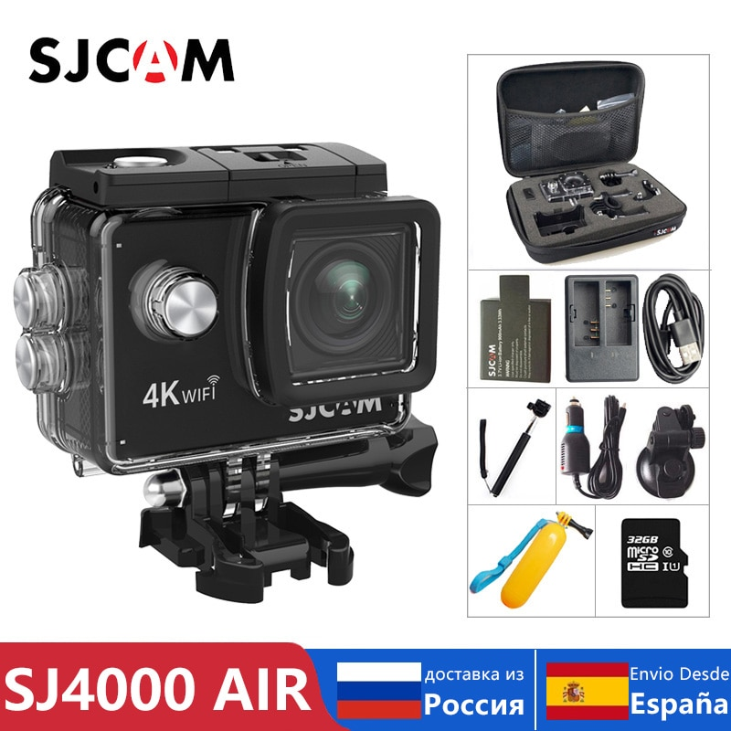 Камера  SJCAM SJ4000 AIR Action camera Full HD Allwinner 4 K 30FPS wifi