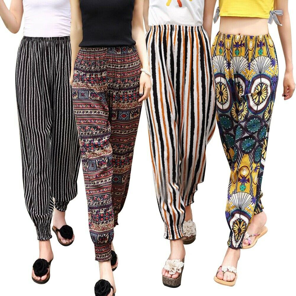 антимоскитные женские брюки