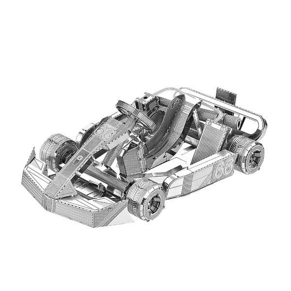 Картинг 3D пазлы конструктор для взрослых