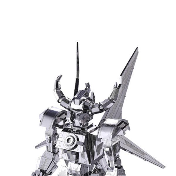 3d пазл из металла. Конструктор для взрослых. Робот Spirit-Bull.