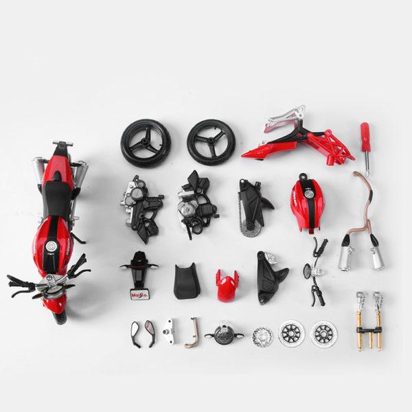 Maisto  мотоцикл  Ducati 696