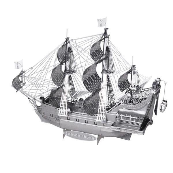3d пазл конструктор для взрослых и детей, модель корабля