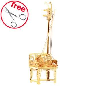 Urheen музыкальный инструмент 3d пазл из металла
