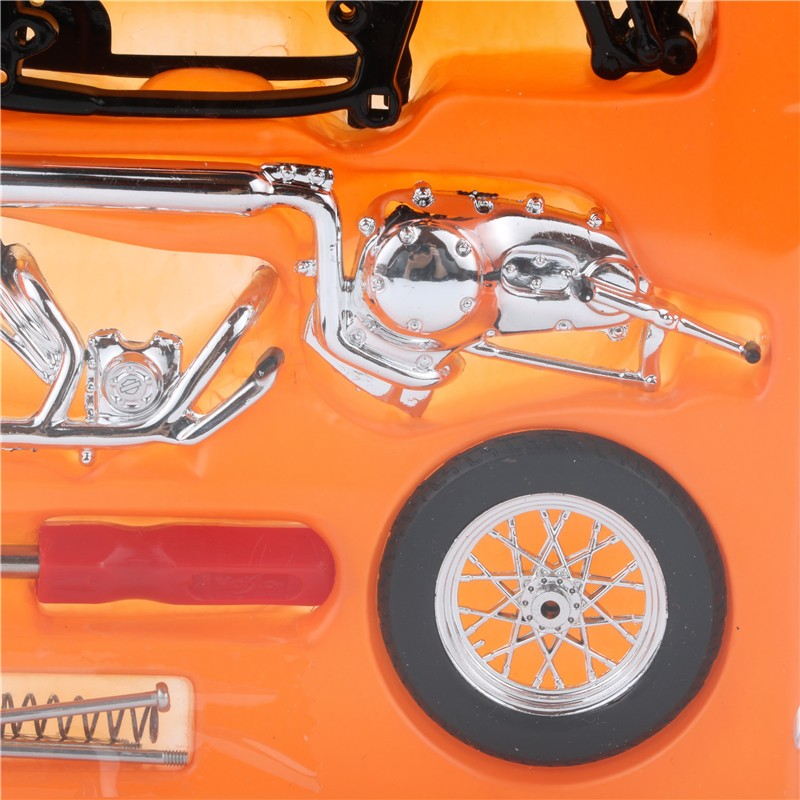 конструктор из металла Harley