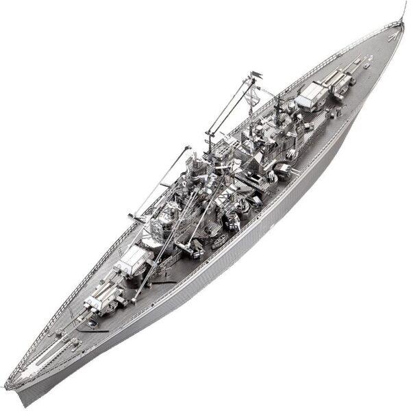 3д пазлы линкор Бисмарк