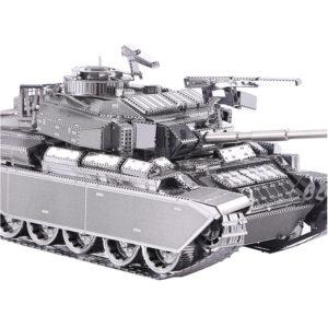 Танк Центурион cборная модель конструктор для взрослых из металла.