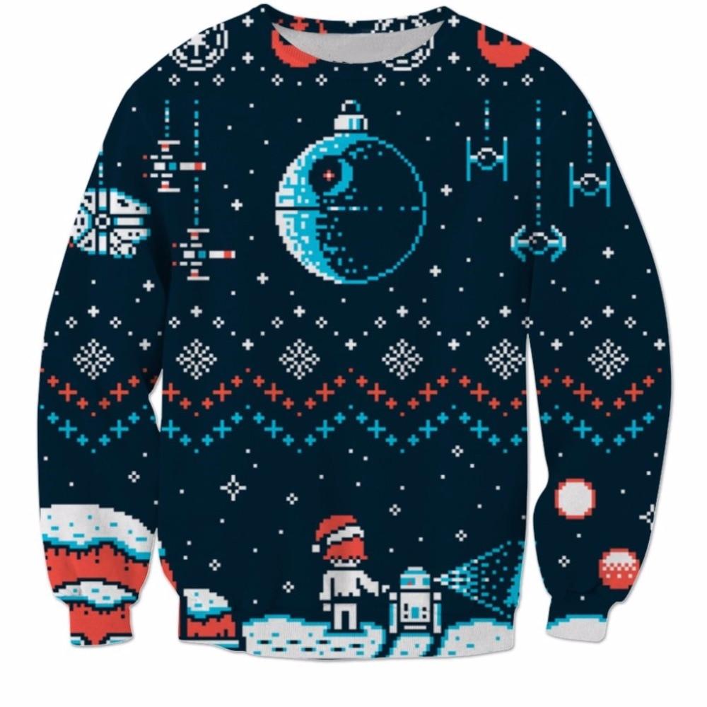 свитер для фаната звездных войн