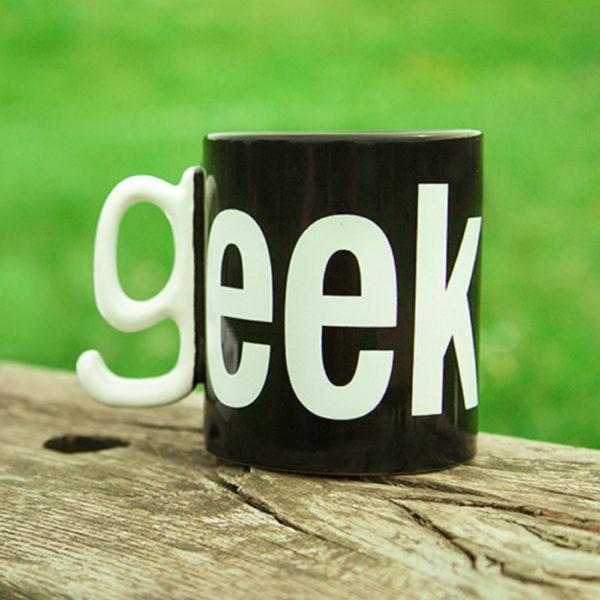 Подарочная кружка Geek
