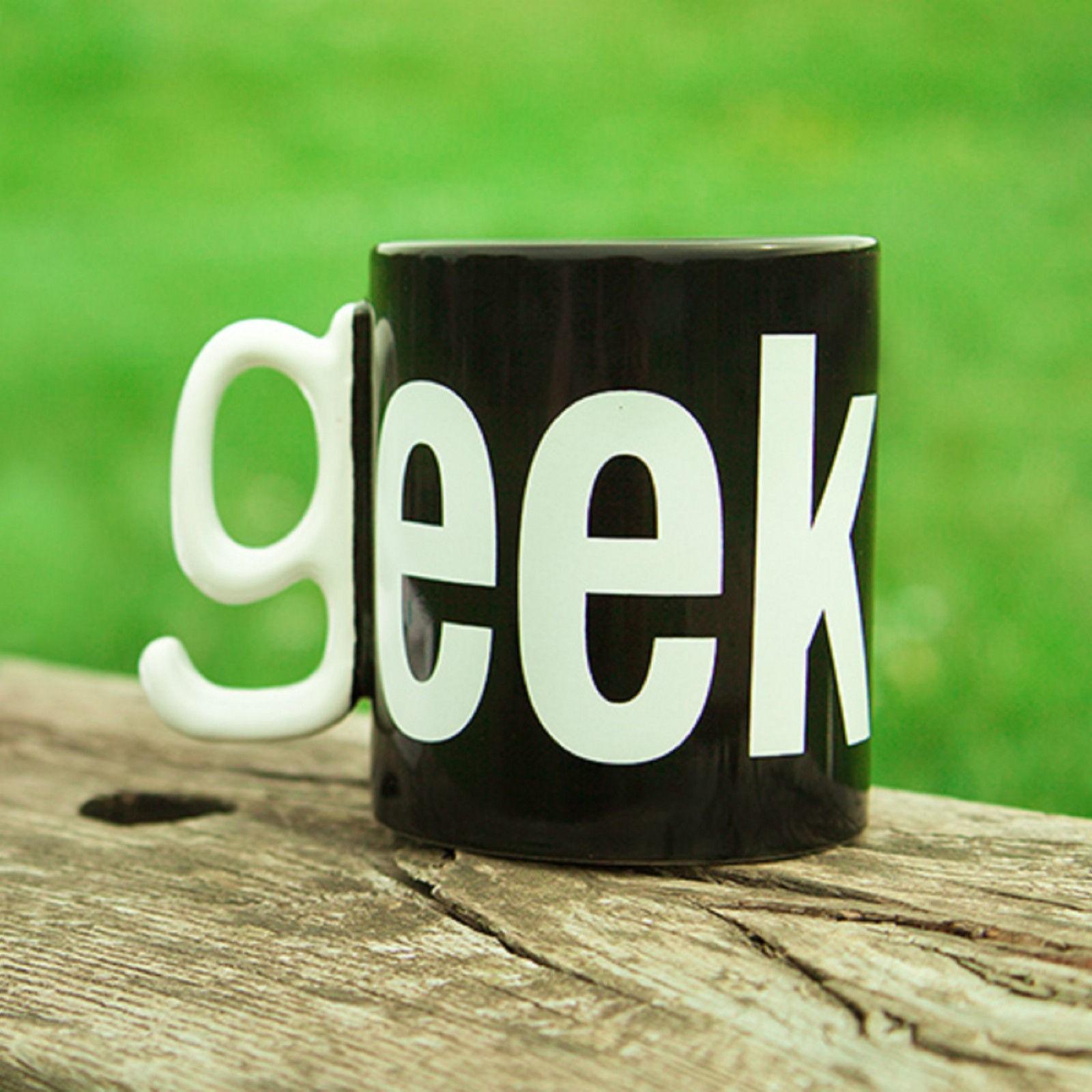 крутая кружка в подарок Geek