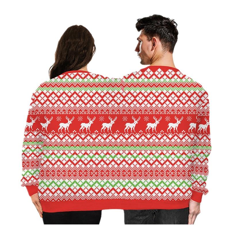 """""""ужасный"""" свитер на рождество"""