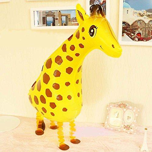 Надувная лягушка, жираф и еще кое-кто