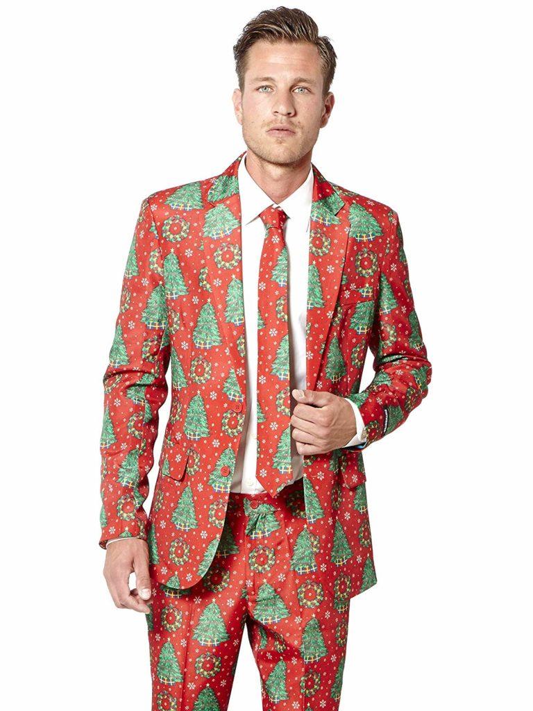 костюм на рождество