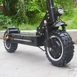 Складной Двухколесный Электрический Скутер