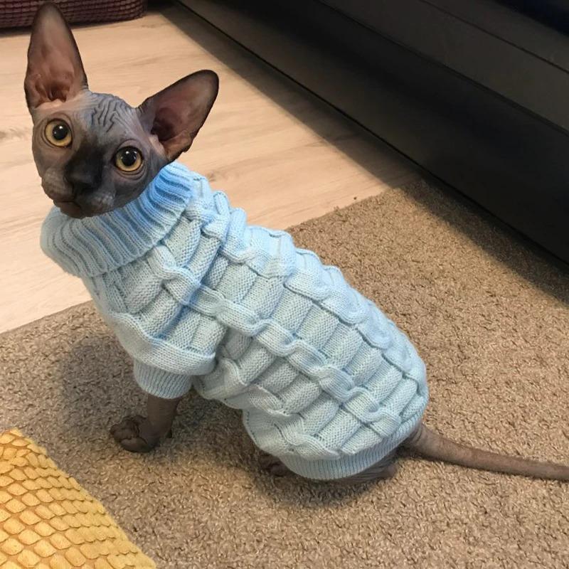 одежда для кошек свитер