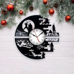Часы для фаната Звездых Войн