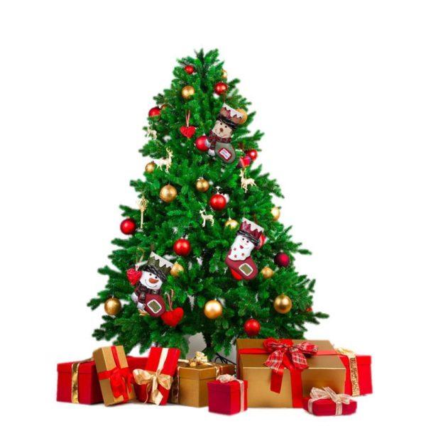 Носки Санта Клауса, Деда Мороза, для подарков и в подарок