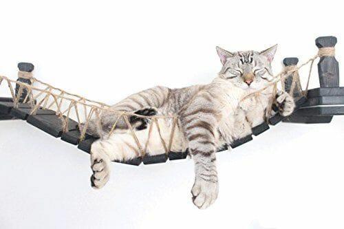 кошачий мост лежанка