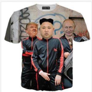 Футболка Трамп Путин