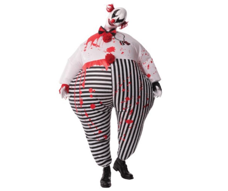 Костюм Надувного Клоуна