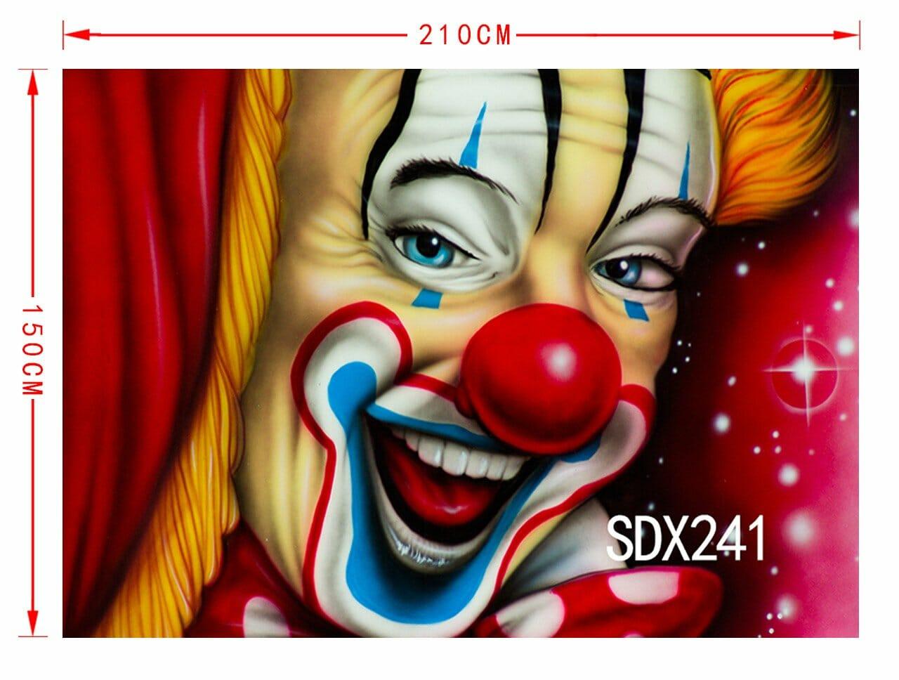 Постер Фотообои Клоун