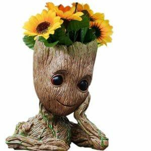 Держатель ручек или горшок для цветов Хранители галактики Groot