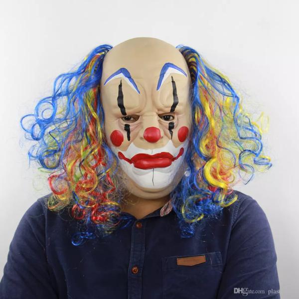 Маска Клоун