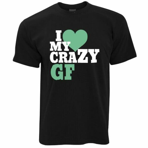 футболка Crazy