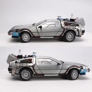 DeLorean Коллекционная модель Левитирующая Машина Времени из Назад в будущее 2