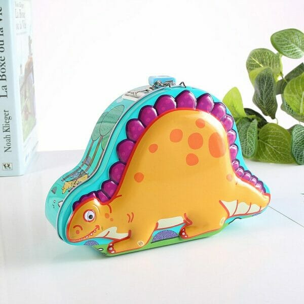 Шкатулка для денег Динозавр