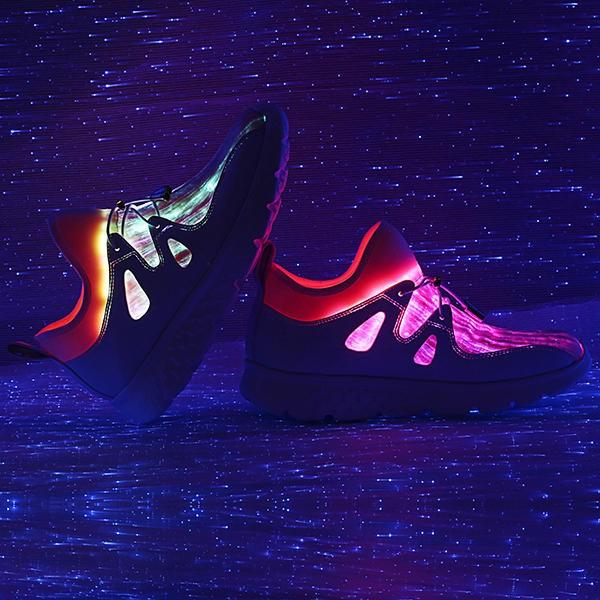 Кроссовки для Geek с подсветкой