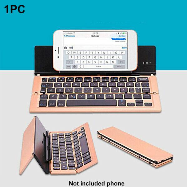 складная клавиатура для планшета