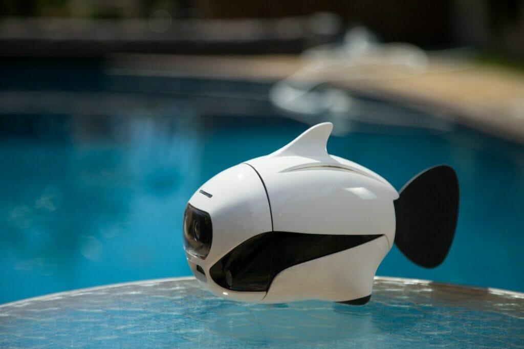 Дрон для подводной съемки с камерой 4К