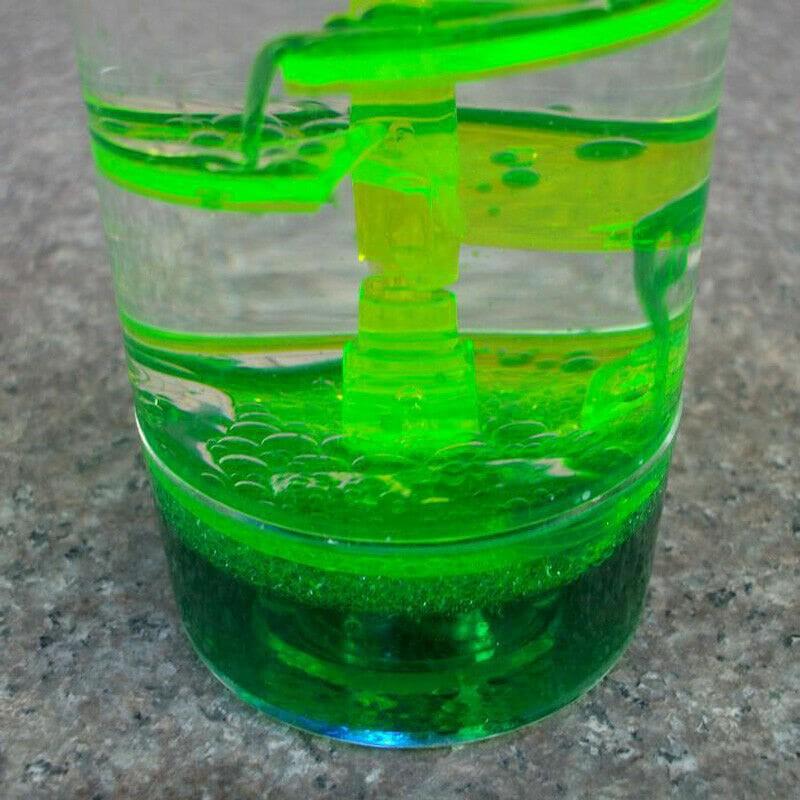 Жидкий таймер