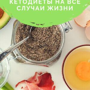кетодиета рецепты