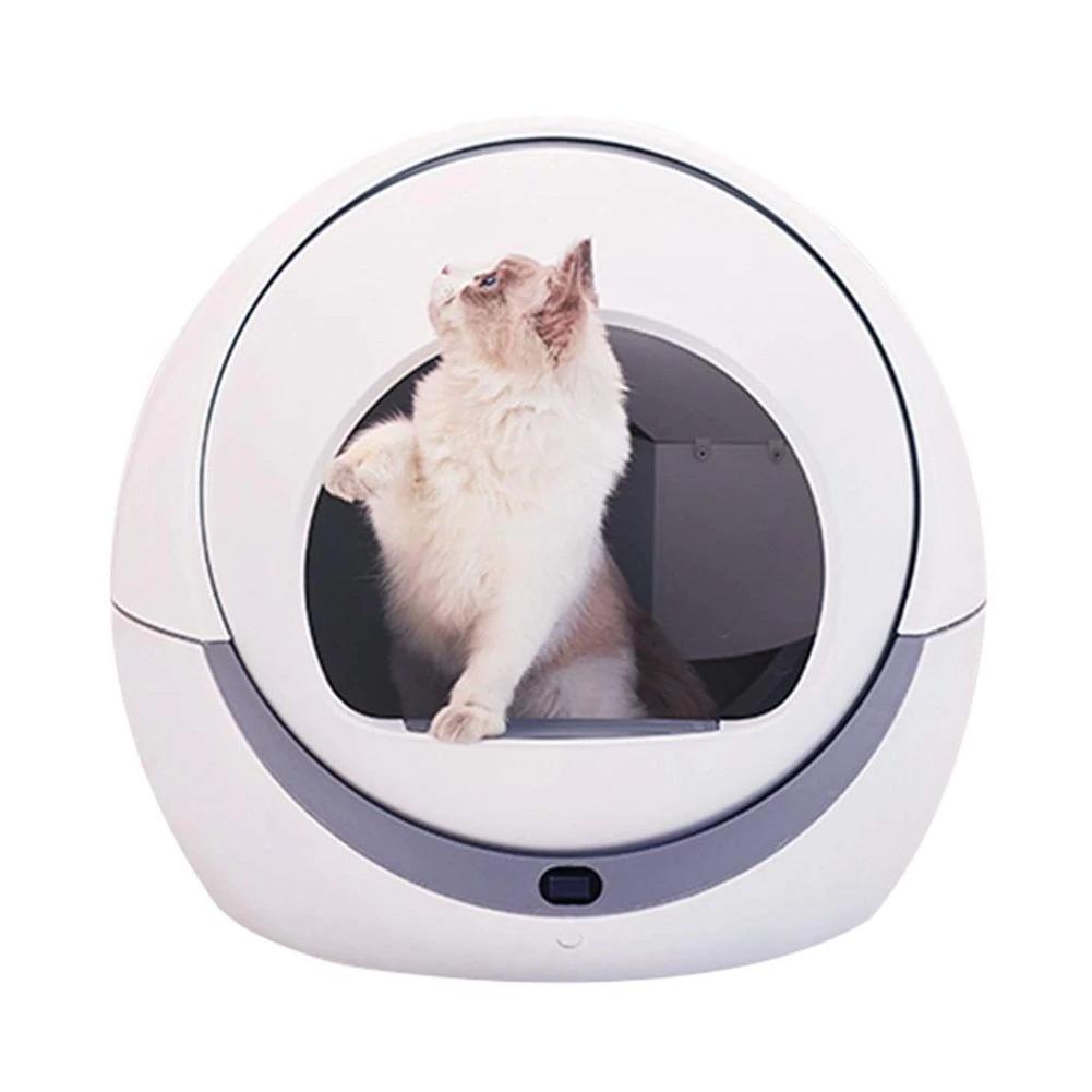туалет для кошки автоматический
