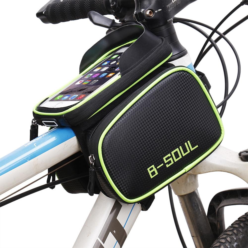 Велосипедная Сумка для документов и смартфона. 10$.