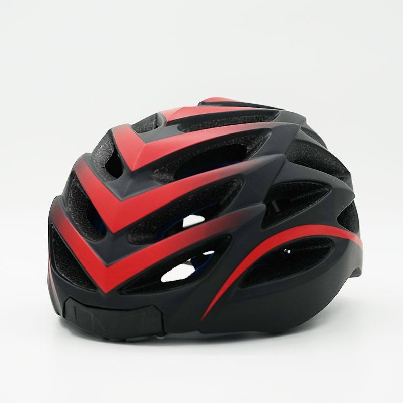 велосипедный шлем со встоенным динамиком и рацией