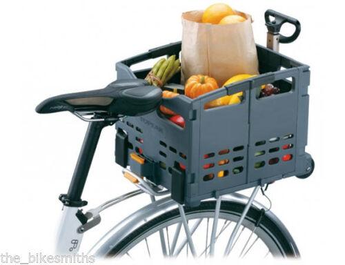 складная велосипедная корзина