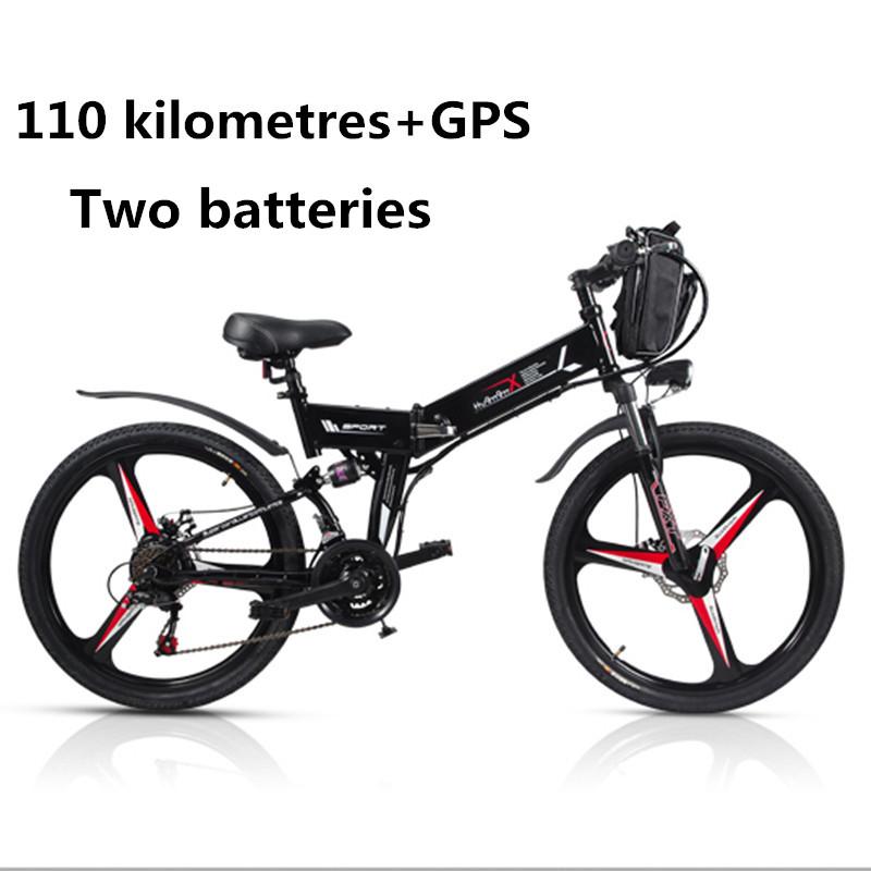 Электровелосипед с самым высоким рейтингом на Aliexpress