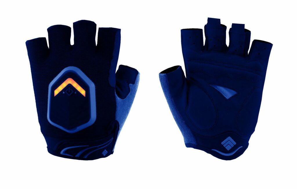 Автоматические светодиодные велосипедные перчатки. 42$. Купить на Aliexpress.
