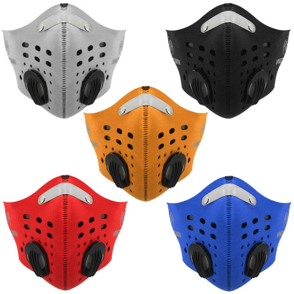 велосипедная маска антипыль