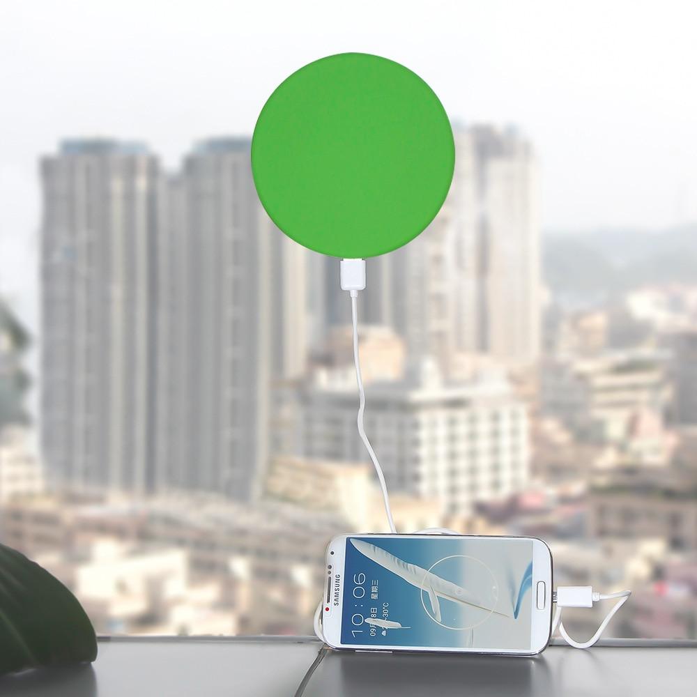 зарядное устройство для смартфона от солнца с аккумулятором