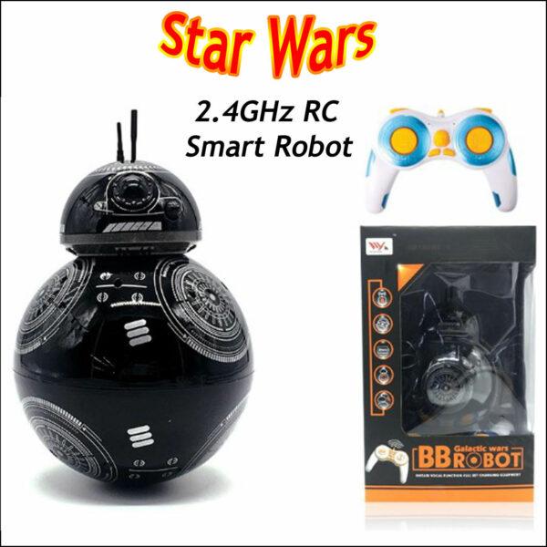 Радиоуправляемый робот из Звездных войн