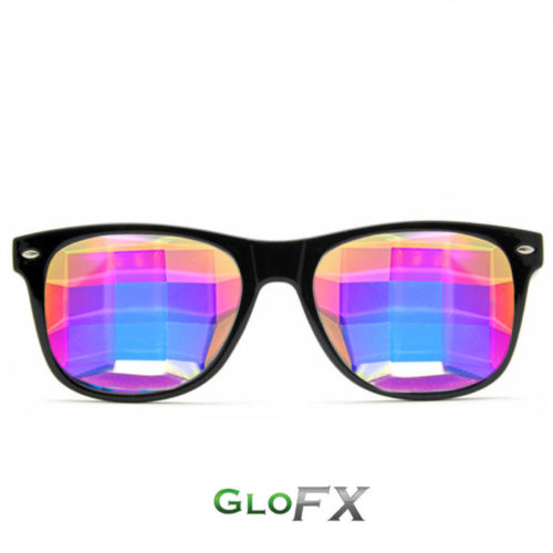 очки калейдоскопы