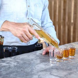 комплект для виски с пистолетами
