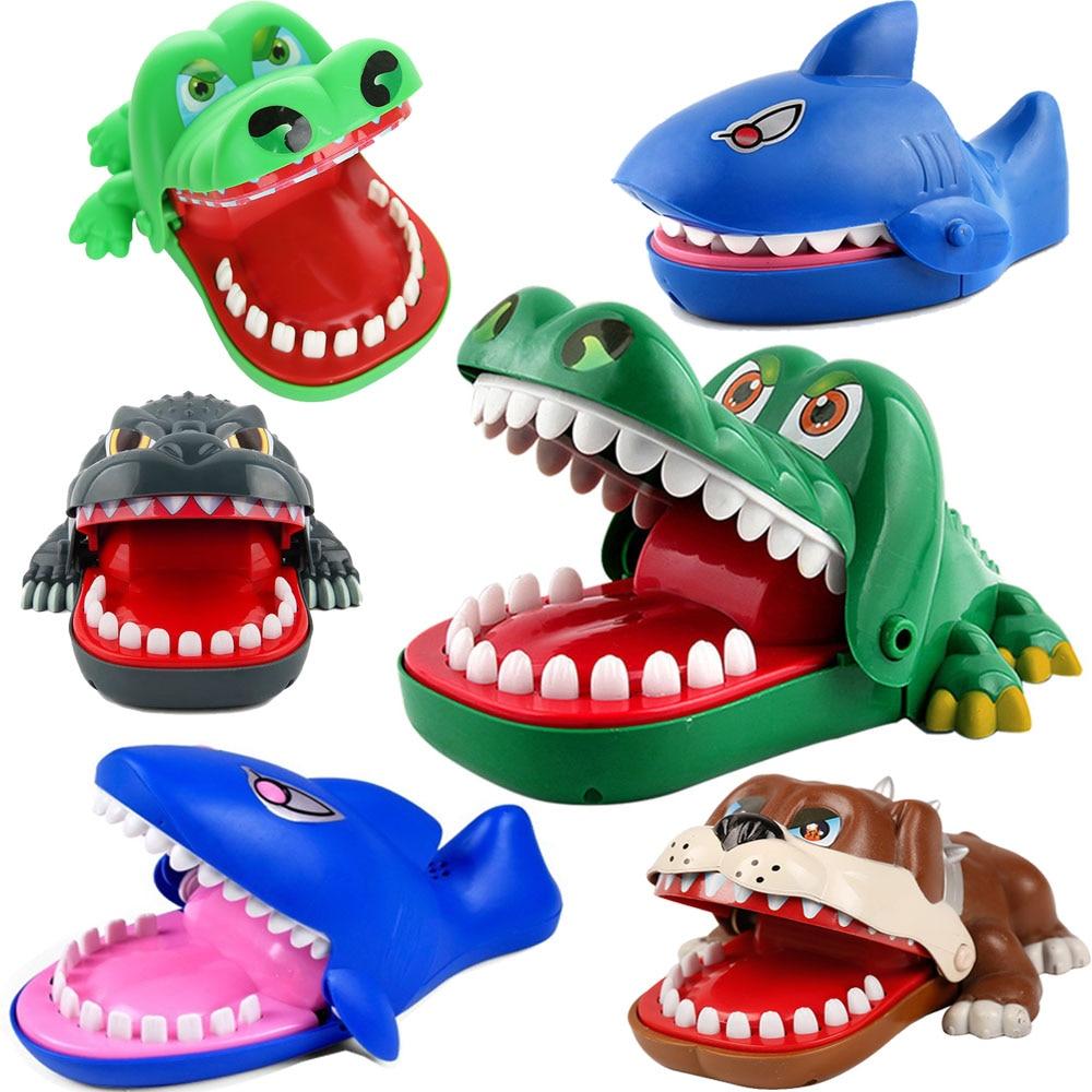 крокодил дантист игра